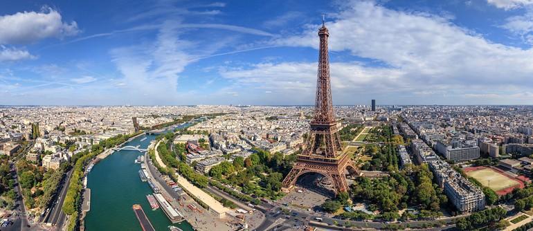 Paris France Explore The World
